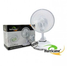 Hurricane Table Fan 18cm